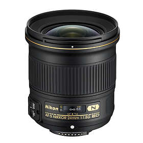 Nikon Nikkor AF-S 24/1,8 G ED