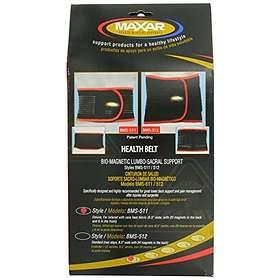 Maxar Bio-Magnetic Back Support Belt Deluxe
