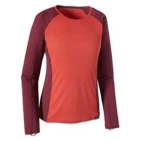 Patagonia Capilene Lightweight Crew Neck LS Shirt (Donna)