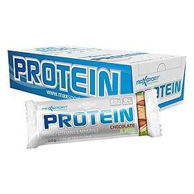 Max Sport Protein Bar 60g 21pcs