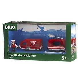 BRIO Uppladdningsbart Tåg 33746