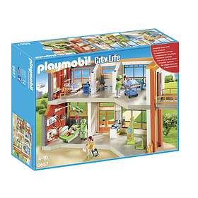 Playmobil City Life 6657 Furnished Children's Hospital