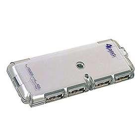 Waytex 4-Ports USB 2.0 External (12311)