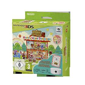 Animal Crossing: Happy Home Designer (incl. NFC Reader/Writer Pack)