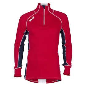 Swix RaceX Bodywear Warm LS Shirt Half Zip (Herre)