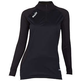 Swix RaceX Bodywear Half Zip Wind LS Shirt (Dame)