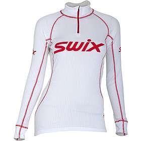 Swix RaceX Bodywear LS Shirt Half Zip (Dame)