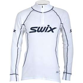 Swix RaceX Bodywear LS Shirt Half Zip (Herre)