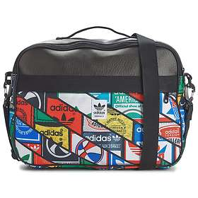 a2453090c5 Find the best price on Adidas Originals Graphic Airliner Bag ...