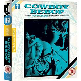 Cowboy Bebop - Complete Collection (UK)