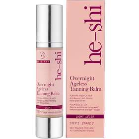 He Shi Overnight Ageless Tanning Balm 50ml