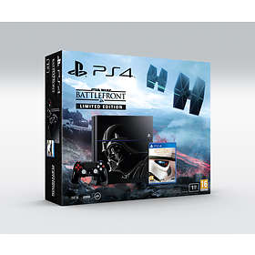 Sony PlayStation 4 1TB (incl. Star Wars: Battlefront) - Limited Edition