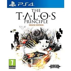 The Talos Principle - Deluxe Edition (PS4)