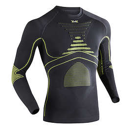 X-Bionic Energy Accumulator Evo LS Shirt Round Neck (Men's)