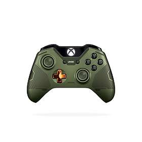 Microsoft Xbox One Wireless Controller - Master Chief Edition (Xbox One)