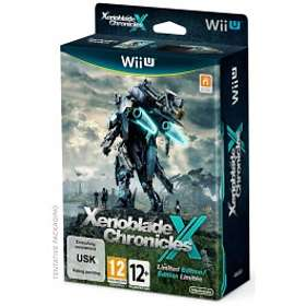 Xenoblade Chronicles X - Limited Edition (Wii U)