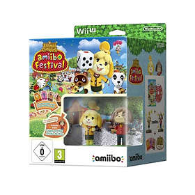 Animal Crossing: Amiibo Festival (inkl. Amiibo + Cards) (Wii U)