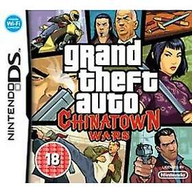 Grand Theft Auto: Chinatown Wars (DS)