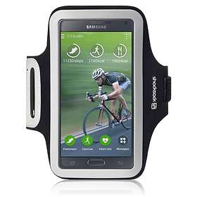Shocksock Reflective Sports Armband for Samsung Galaxy Note 4