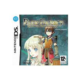 Rune Factory 2: A Fantasy Harvest Moon (DS)