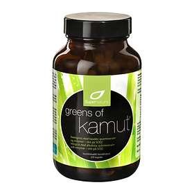 Supernature Greens of Kamut 135 Kapsler