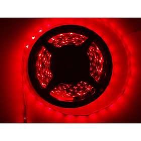 LEDwarehouse LED Slinga IP20 4,8W/m Röd 60L (5m)
