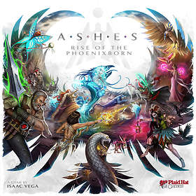 Plaid Hat Games Ashes: Rise of the Phoenixborn