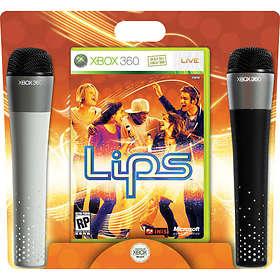 Lips (incl. 2 Microphones)