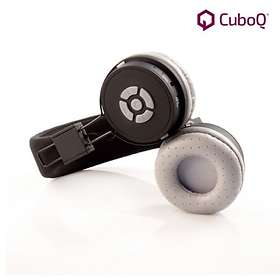 CuboQ Wireless Bluetooth Headphones