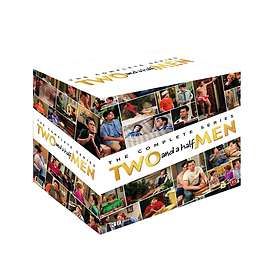 Two and a Half Men - Sesong 1-12