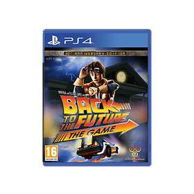 Back to the Future: The Game – 30th Anniversary Edition