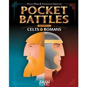 Z-Man Games Pocket Battles Rome vs Celts
