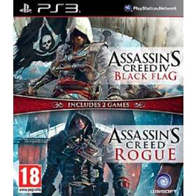 Assassin's Creed IV: Black Flag + Assassin's Creed Rogue