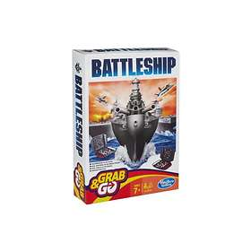 Hasbro Battleships Grab and Go (pocket)