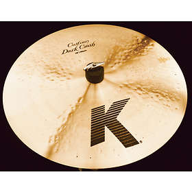 Zildjian K Custom Dark Crash 19""