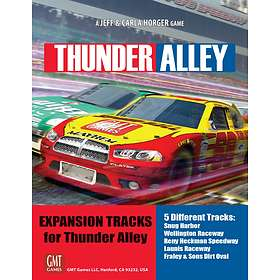 Thunder Alley: Expansion Tracks (exp.)