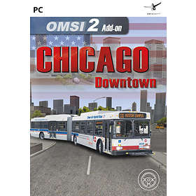 OMSI 2 - The Omnibus Simulator: Chicago Downtown