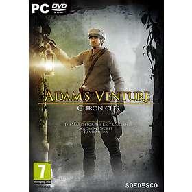 Adam's Venture Chronicles (PC)
