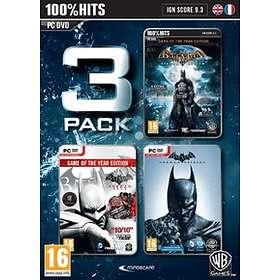 Batman - Triple Pack