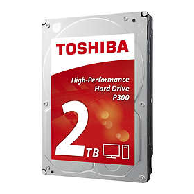 Toshiba P300 HDWD120EZSTA 64MB 2TB