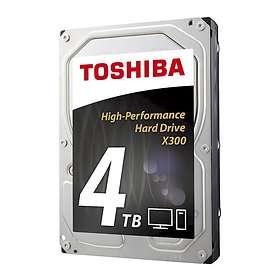 Toshiba X300 HDWE140EZSTA 128MB 4TB