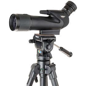 Nikon Prostaff 5 Fieldscope 60-A med Stativ