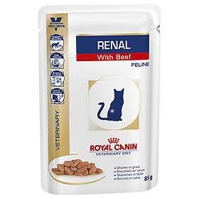 Royal Canin FVD Renal Beef 24x0,085kg