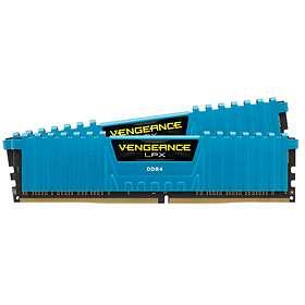 Corsair Vengeance LPX Blue DDR4 3000MHz 2x8GB (CMK16GX4M2B3000C15B)