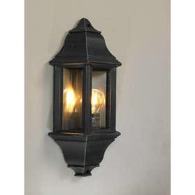 Best pris på EGLO Ekeberg Vegglamper for utebruk