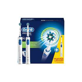 Oral-B (Braun) Professional Care 690 CrossAction Duo