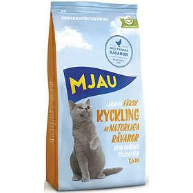 Mjau Kyckling 7,5kg