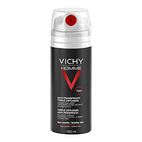 Vichy Homme Triple Diffusion Deo Spray 150ml
