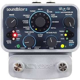 Source Audio Soundblox OFD Bass Micro Modeler