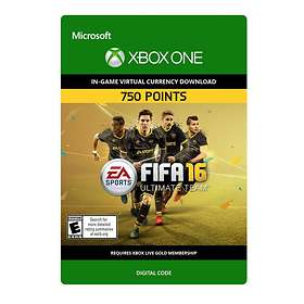 FIFA 16 - 750 Points (Xbox One)